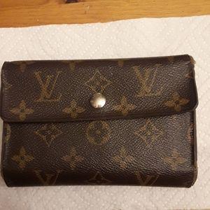 Louis Vuitton Alexandra bifold wallet